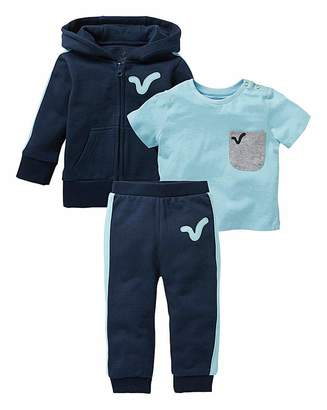 4cae6fa905a1e Voi Jeans Baby Boy Tracksuit and T-Shirt Set