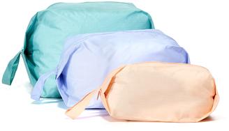 BAGGU 3D Zip Bag Set $32 thestylecure.com