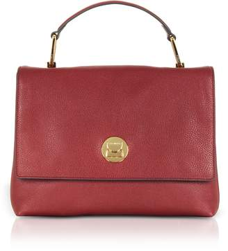 Coccinelle Liya Leather Satchel Bag
