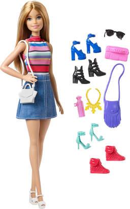 Mattel Cute Shoes Barbie Set