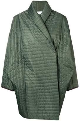 Reality Studio oversized padded coat