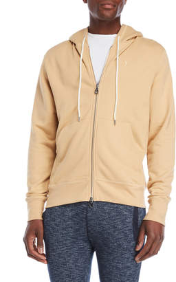 N. Tackma Zip-Up French Terry Hoodie