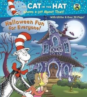 Tish Rabe Halloween Fun For Everyone! (dr. Seuss/cat In The Hat)