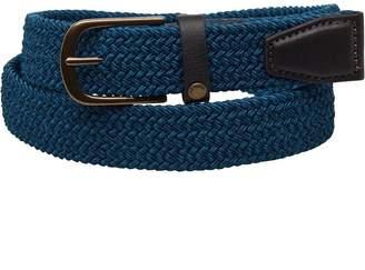 Ted Baker Mens Gerbera Elastic Belt Teal Blue