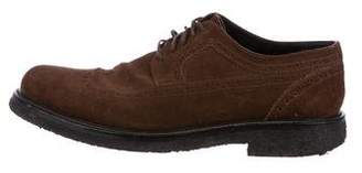 Marc Jacobs Suede Wingtip Brogues