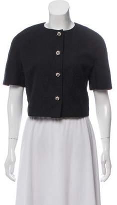 Dolce & Gabbana Jacquard Evening Jacket