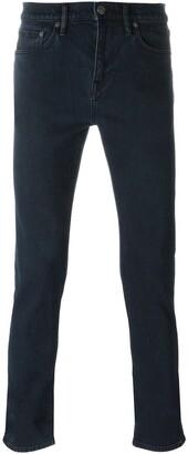Burberry Slim Fit Stretch Denim Jeans