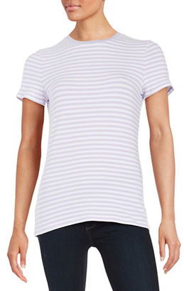 Lord & Taylor Striped Tee $14.95 thestylecure.com