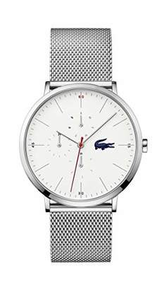 Lacoste Quartz Watch with Stainless Steel Strap