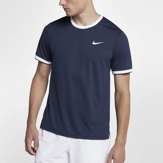 Nike NikeCourt Dri-FIT Men's Short Sleeve Top