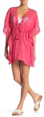 Vince Camuto Caftan Cover-Up
