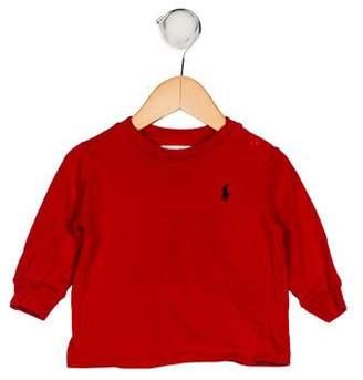 Ralph Lauren Boys' Long Sleeve T-Shirt