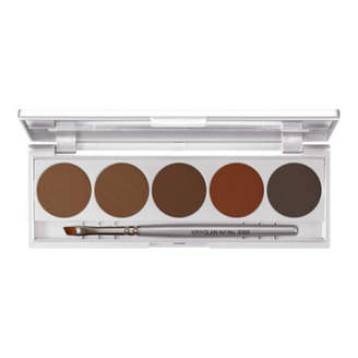 Kryolan Eyebrow Powder 5 Palette