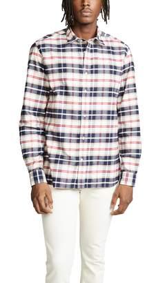 Woolrich Check Flannel Shirt