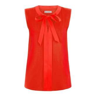 Flame Orange Maisie Top