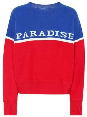Etoile Isabel Marant Isabel Marant, Étoile Kepson Paradise wool-blend sweater