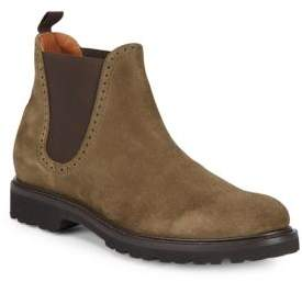 Wolverine Cromwell Suede Chelsea Boots