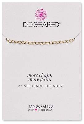 Dogeared Necklace Extender