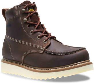 Wolverine Loader Steel Toe Work Boot - Men's