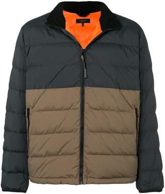 Rag & Bone padded two tone jacket
