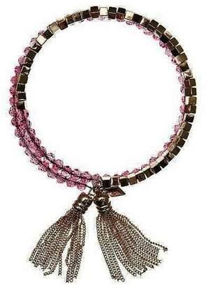 Vera Bradley Crystal Coil Bracelet