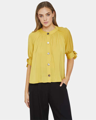 Oxford Giselle Button Front Blouse