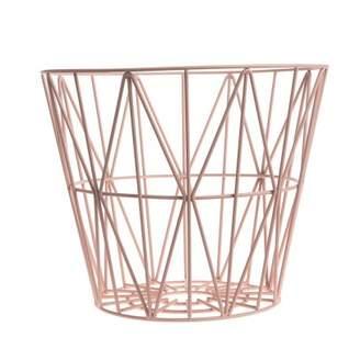 ferm LIVING Medium Wire Basket -