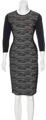 HUGO BOSS Boss by Knee-Length Bodycon Dress