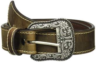 Ariat Classic with Heavy Stitch Belt Women's Belts