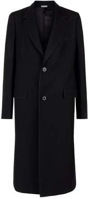 Lanvin Long Wool Coat