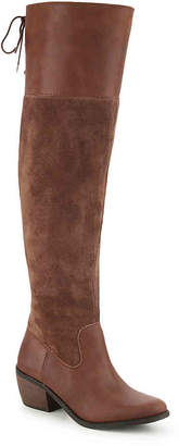 Lucky Brand Komah Over The Knee Boot - Women's