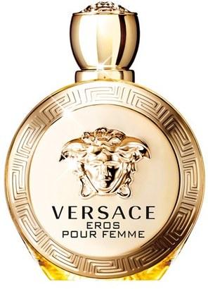 Versace 'Eros Pour Femme' Eau De Parfum $92 thestylecure.com