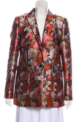Givenchy Floral Brocade Jacket