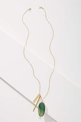 Anthropologie Penelope Pendant Necklace