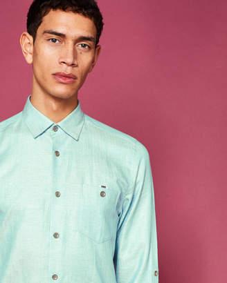 Ted Baker JAAMES Linen shirt
