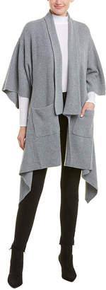BCBGMAXAZRIA Kimono Wool-Blend Cardigan