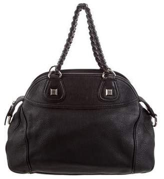 Givenchy Textured Leather Satchel
