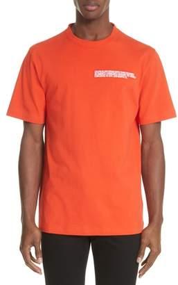 Calvin Klein Established Embroidered T-Shirt