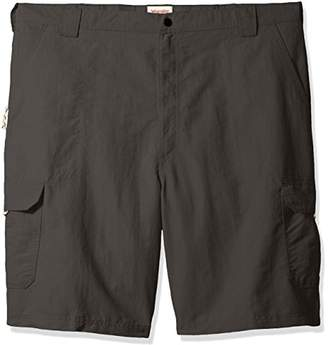 Wrangler Men's Big Tall Authentics Outdoor Nylon Cargo Short