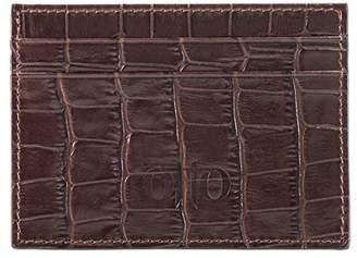 OTTO Leather Otto Genuine Leather Wallet - Bank Cards, Money, Driver's License, RFID - Unisex