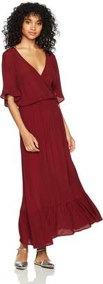 Lucy-Love Lucy Love Women's Enchanted Wrap Dress