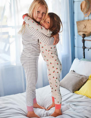 Boden Twin Pack Long John Pyjamas
