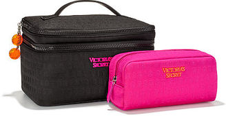 Victoria's Secret Train Case Duo $48 thestylecure.com