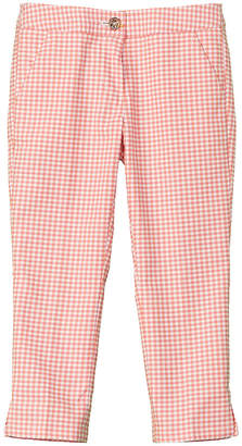 Brooks Brothers Girls' Checked Pant