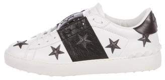 Valentino Star Stud Low-Top Sneakers