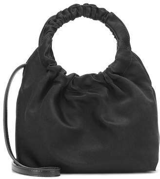 The Row Double Circle Small shoulder bag