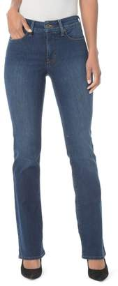 NYDJ Barbara High Waist Stretch Bootcut Jeans