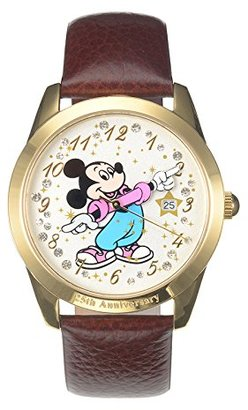 Disney (ディズニー) - 腕時計・ウォッチ ミッキー スワロフスキー ディズニーストア ジャパン25周年記念
