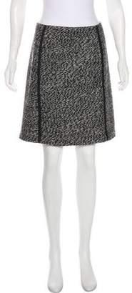 Milly Tweed Pencil Skirt