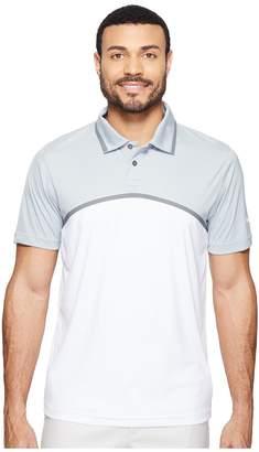 Puma Tailored Color Block Polo Men's Short Sleeve Knit